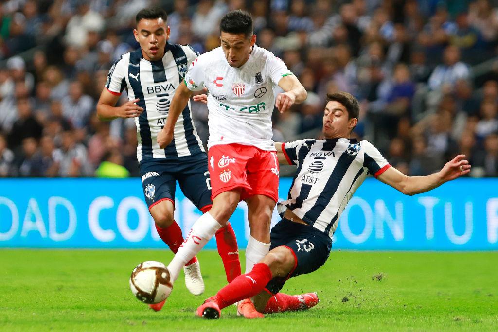 Rayados le pegó al Necaxa y se acerca la 'final navideña' de la Liga MX