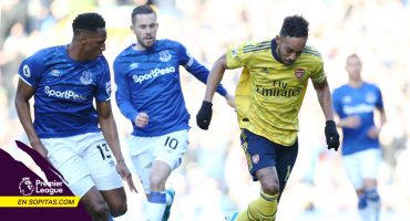 Duncan Ferguson se 'despide' del Everton con un empate ante el Arsenal