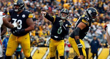 Steelers remontaron diferencia de 10 puntos y vencieron a los Browns