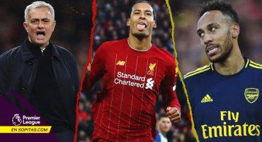 No era Emery, la 'máquina' de Mourinho, y la engañosa ventaja del Liverpool: lo que dejó la J14 de la Premier