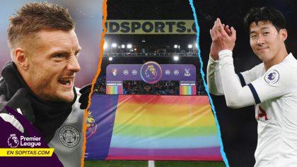 Vardy con paso de campeón, el golazo de 'Sonaldinho', la inclusión LGBT; las claves de la J16 de la Premier