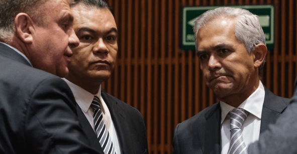 ¡Tsss! Vinculan a proceso a 2 exfuncionarios del gobierno de Miguel Ángel Mancera