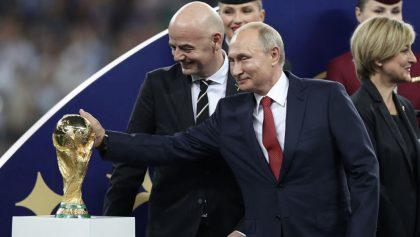 Vladimir Putin reveló que se apelará sentencia de la AMA contra el deporte en Rusia