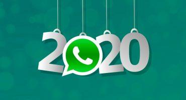 Audio en notificaciones y modo oscuro: Todo lo que llegaría a WhatsApp en 2020