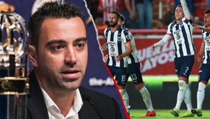 Los elogios de Xavi Hernández a Rayados:
