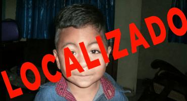 #TeBuscamosYeshua: Ya localizaron al niño de 5 años raptado en Veracruz