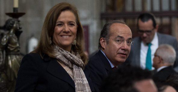 Margarita Zavala y Calderón son bienvenidos en el PAN: Marko Cortés