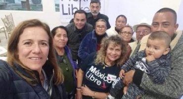 Saquen la champagne: México Libre está a un paso de convertirse en partido político