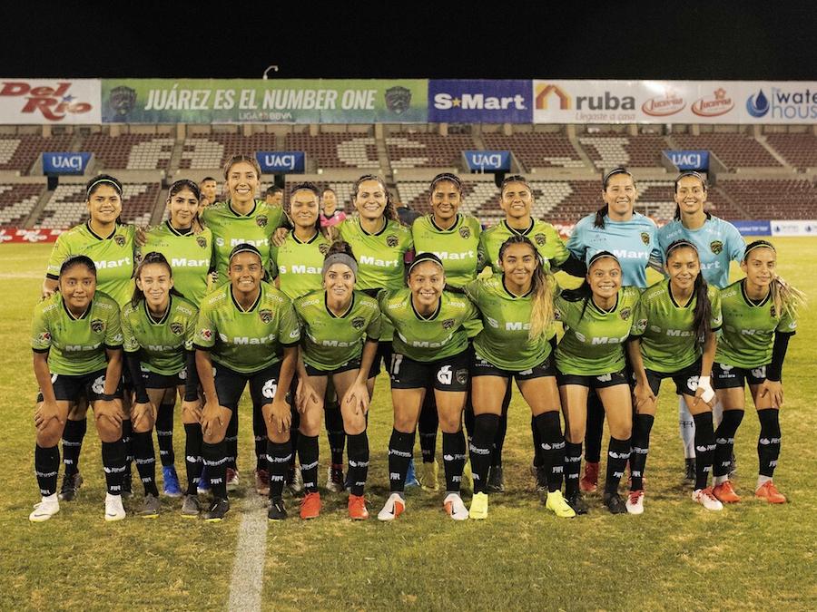 Jugadoras de FC Juárez sufrieron accidente automovilístico