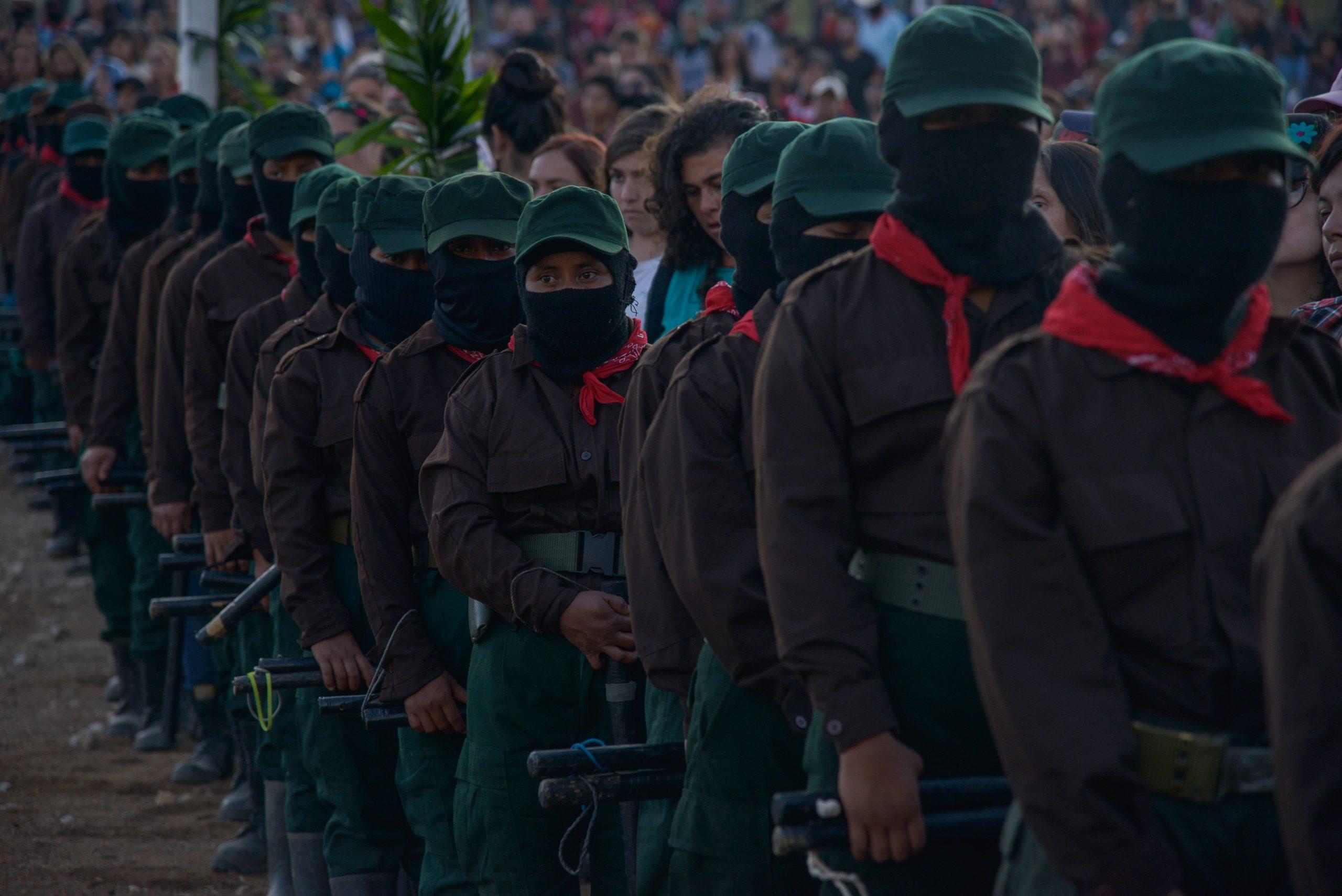 "Advierte EZLN que se opondrá ""hasta morir"