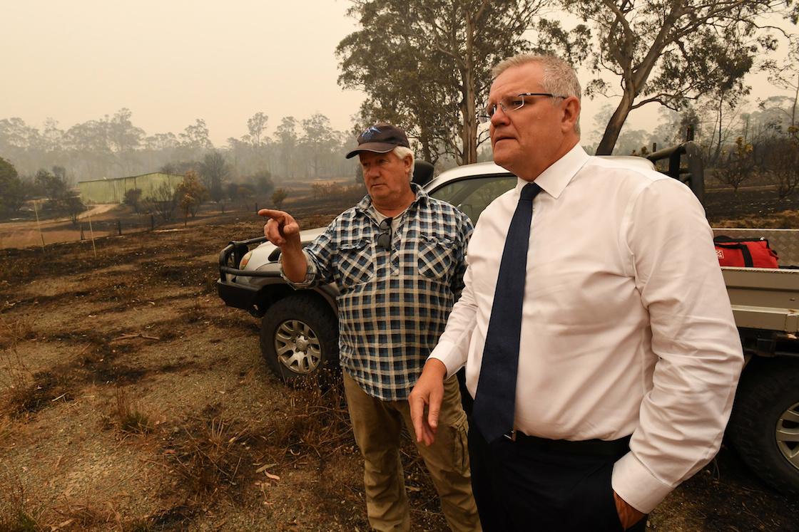 incendios-australia-scott-morrison-primer-ministro