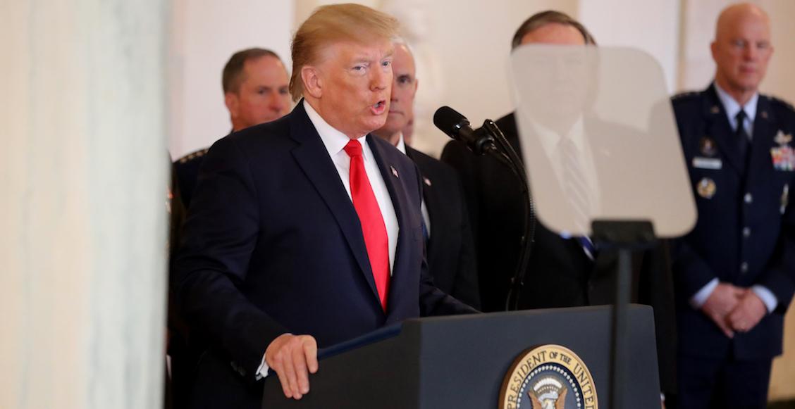Donald-Trump-mensaje-irán-irak