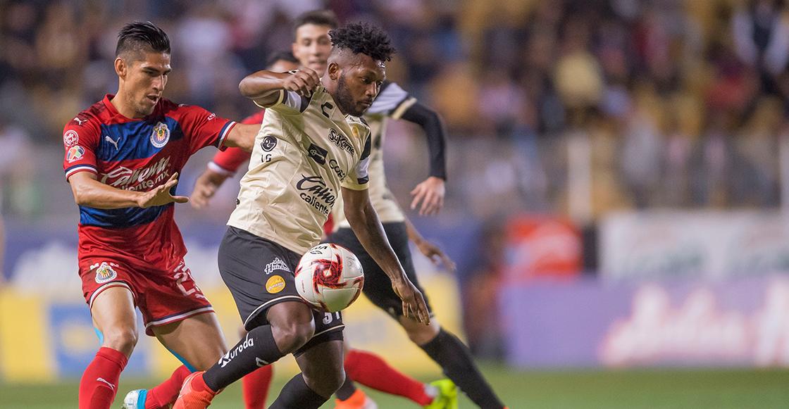 ¿Galácticas? Dorados echó a Chivas de la Copa MX en penales