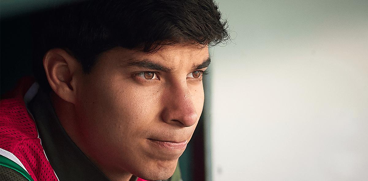 ¡Sello mexicano! Ve el gol de Diego Lainez al Rayo Vallecano en la Copa del Rey