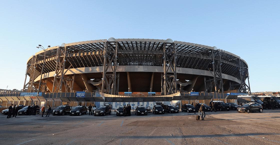 ¡Una locura! Esto costará ver el Napoli vs Barcelona de Champions en San Paolo