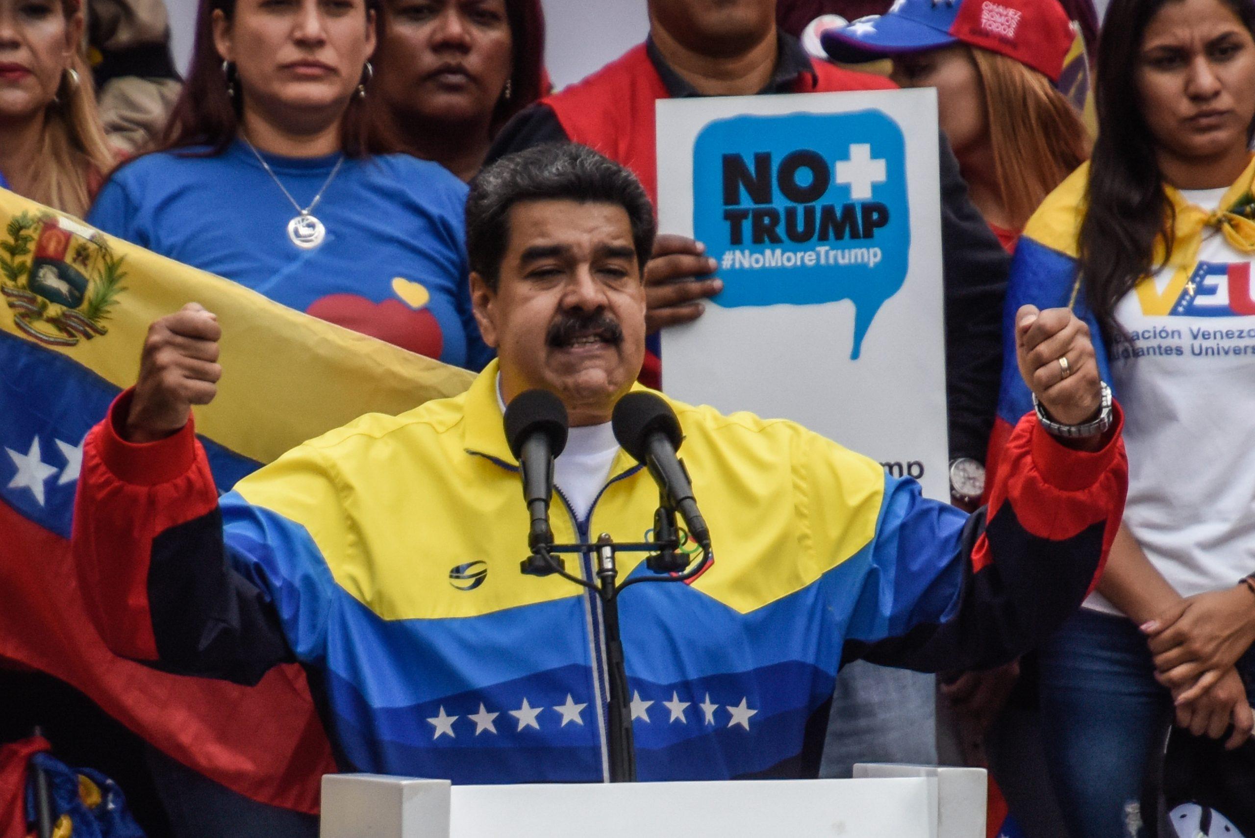 """Sin la presencia de Juan Guaidó, """"imponen"""" en Venezuela a Luis Parra como nuevo presidente de la Asamblea Nacional"""