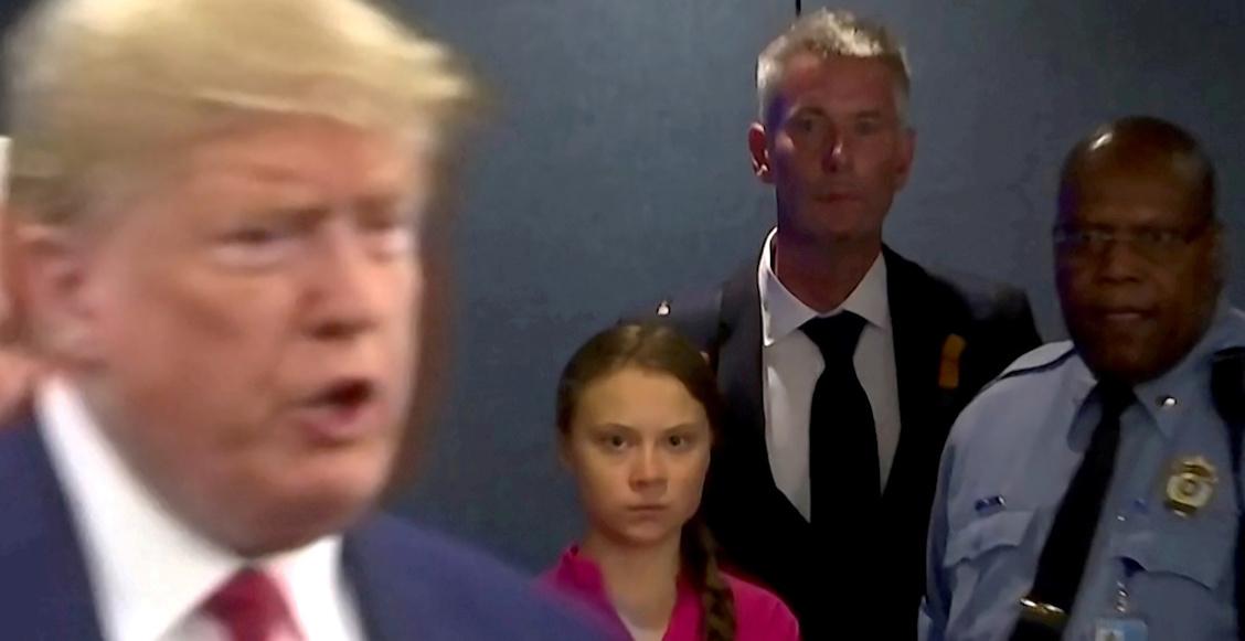 Trump llama