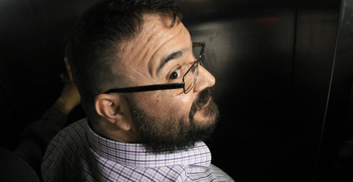 No se le hizo: Niegan prisión domiciliaria a Javier Duarte por lo que no dejará el reclusorio