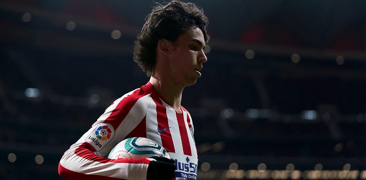 Joao Félix reconoce que quiere volver al Benfica