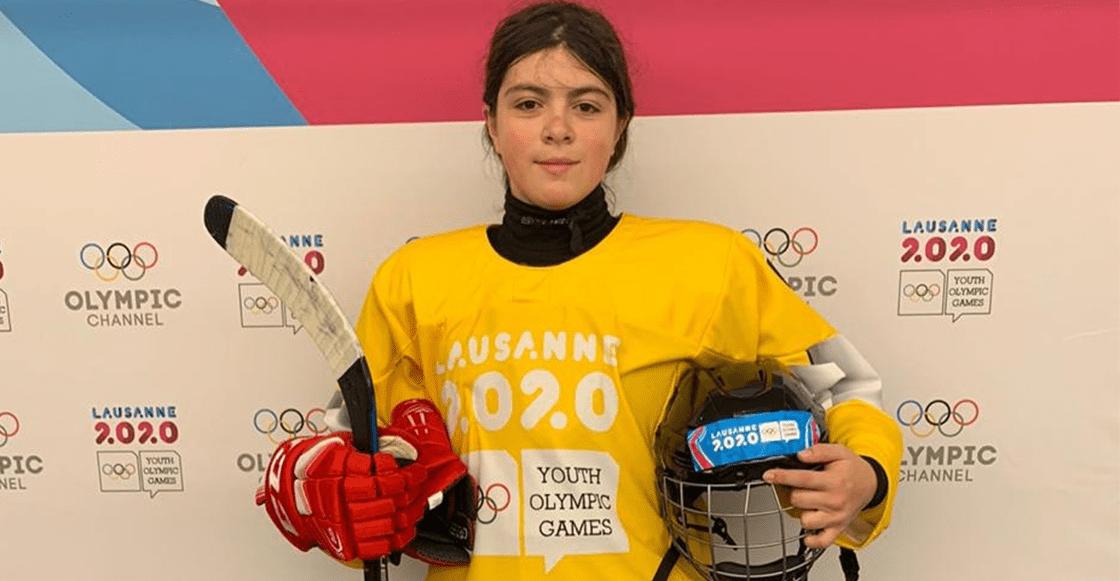 ¡Histórico! Laura Wilson es la primera medallista mexicana en Juegos Olímpicos de Invierno