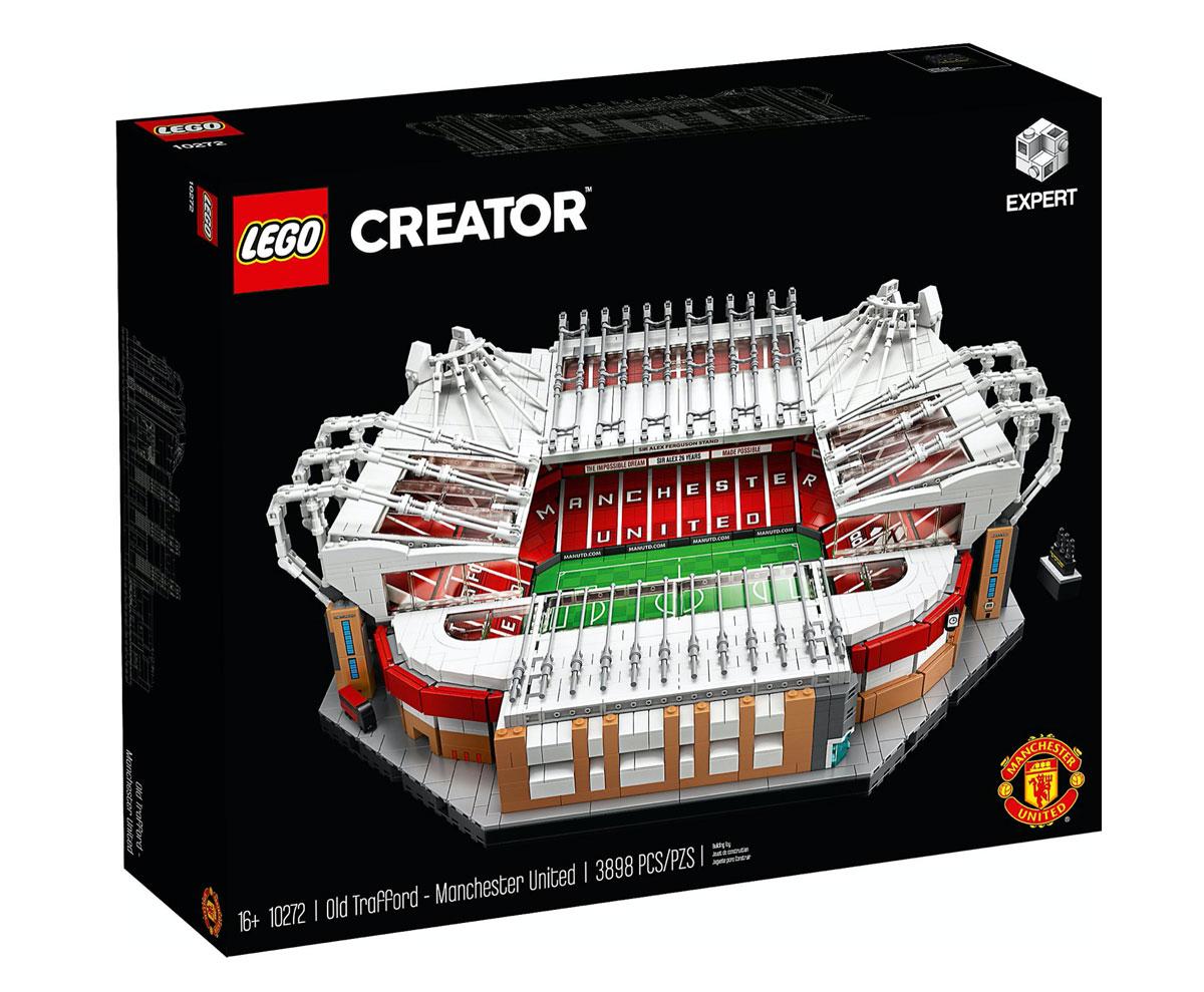 Lego especial de Old Trafford