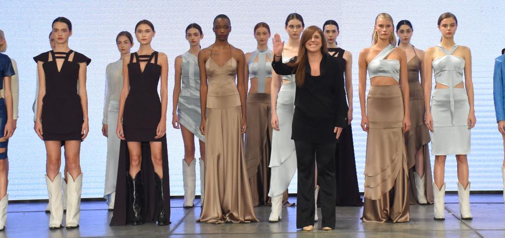 La diseñadora mexicana Lorena Saravia participará en el programa de Netflix 'Next In Fashion'
