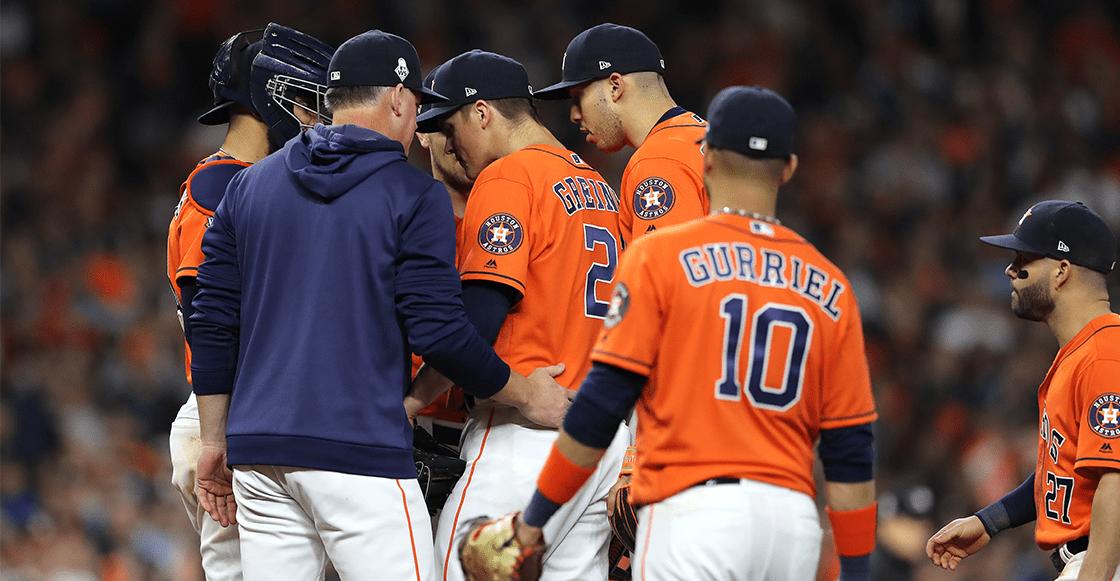 MLB anunció sanciones para los Astros por