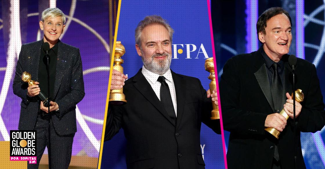 ¡Los 11 momentos más importantes de los Golden Globes 2020!