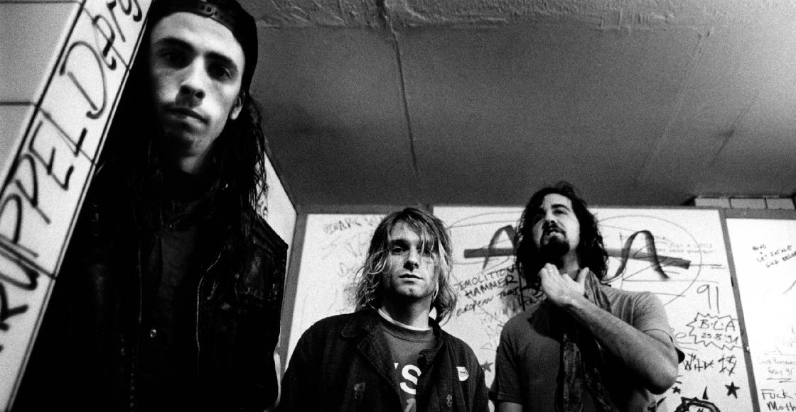 ¡Regresó Nirvana! Ayer se presentaron junto a St. Vincent y Beck para una mini tocada de caridad