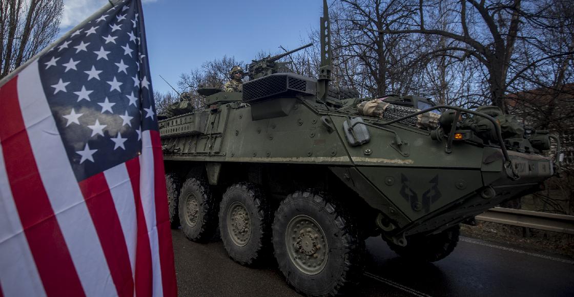 Se reporta ataque con misiles en Irak contra una base donde hay tropas estadounidenses