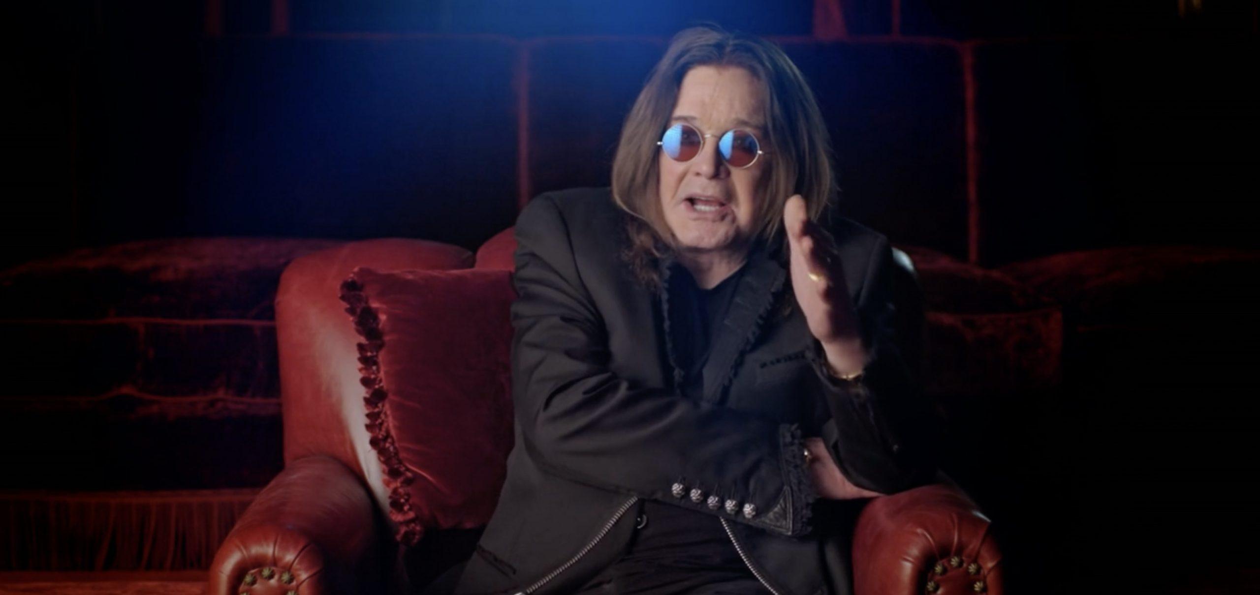 Ve el nuevo tráiler del documental de Ozzy Osbourne 'Biography: Nine Lives of Ozzy'