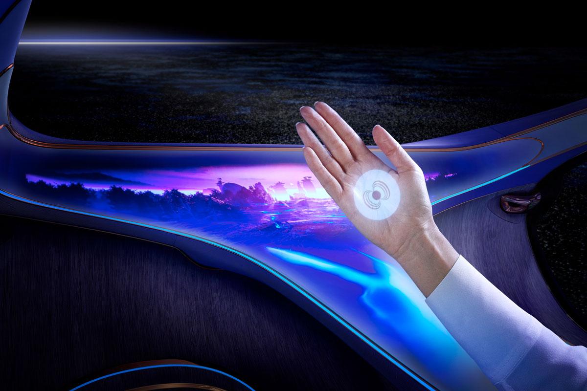 Vision AVTR Mercedes Benz