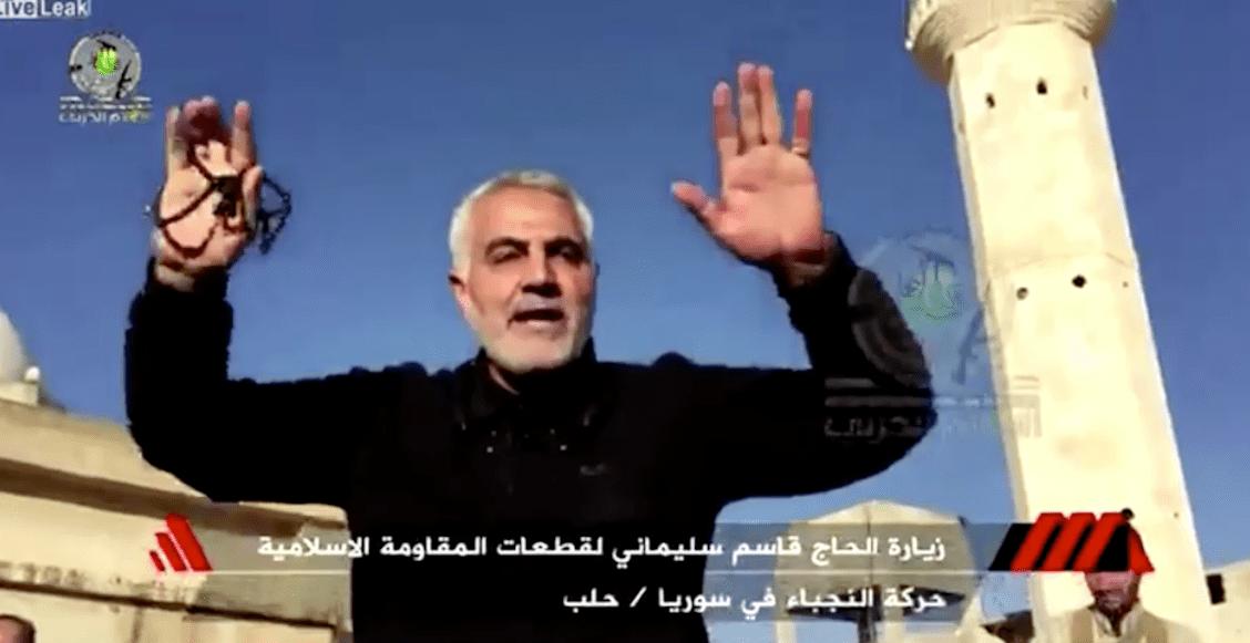 Qasem-Soleimani-irán-asesinato-estados-unidos