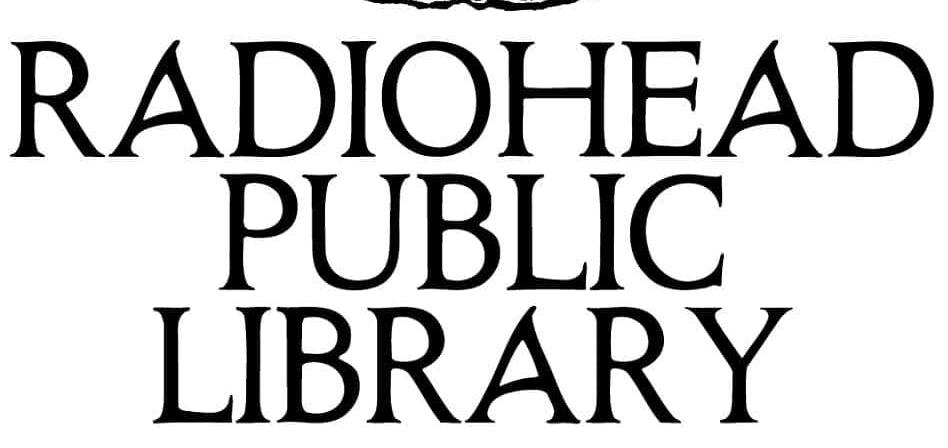 El sitio oficial de Radiohead se convirtió en una biblioteca pública