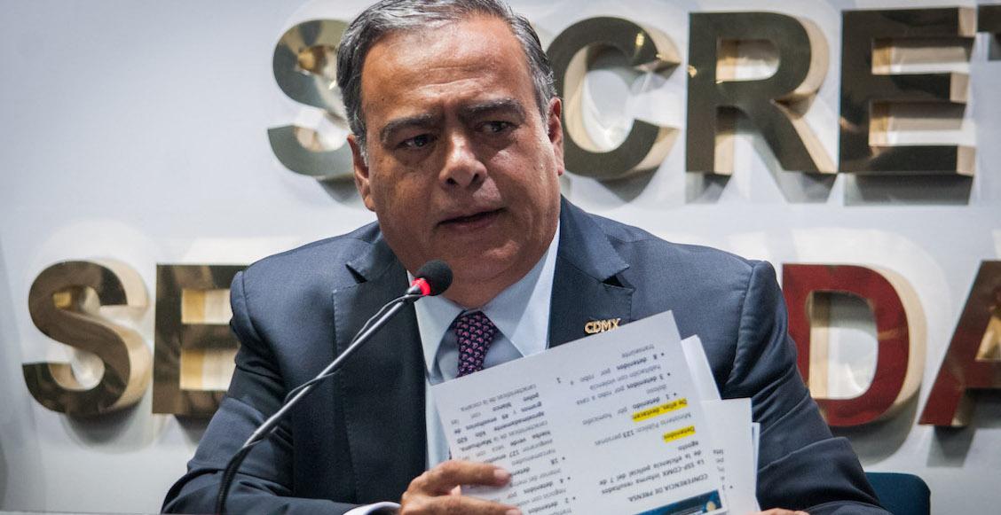 FGJ solicita a Interpol ficha roja contra Raymundo Collins, exdirector del INVI