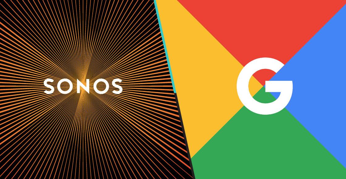 Sonos demanda a Google por presunta infracción de patente tecnológica