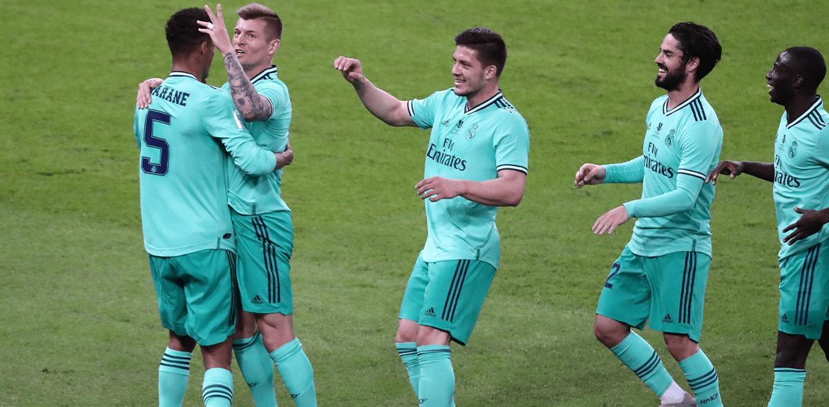 ¿Osote o golazo? El gol de Toni Kroos en la Supercopa de España