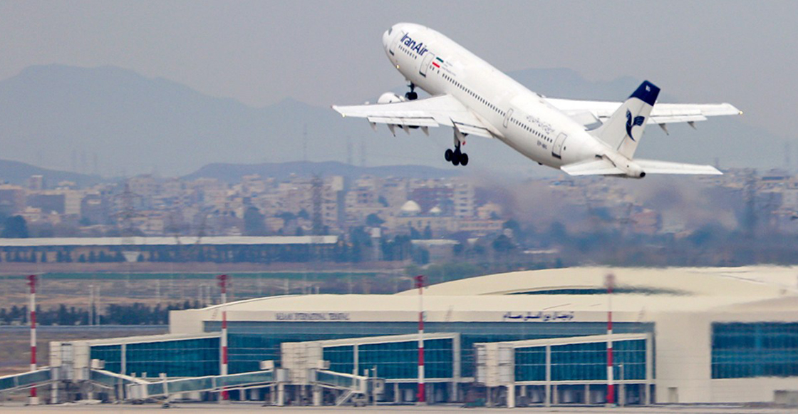 Irán no entregará cajas negras de avión siniestrado a Estados Unidos