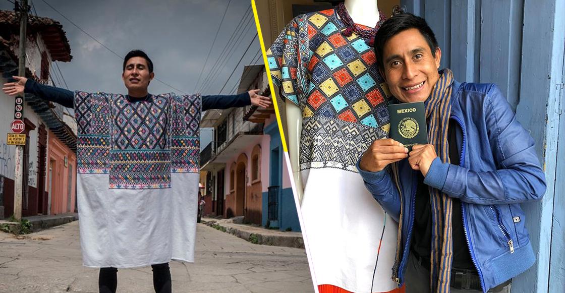 Alberto López: El mexicano que llevará los diseños tzotzil a la semana de la moda en Nueva York