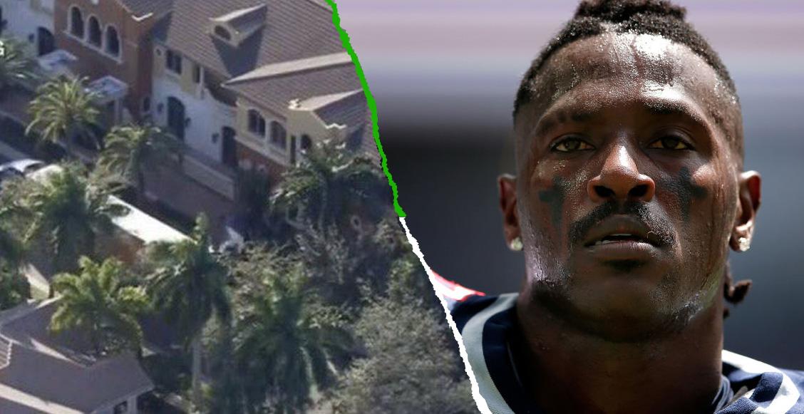 Antonio Brown complica su regreso a la NFL tras ser sospechoso de robo y agresión