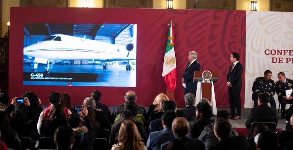 avión-presidencial-regresa-méxico-amlo