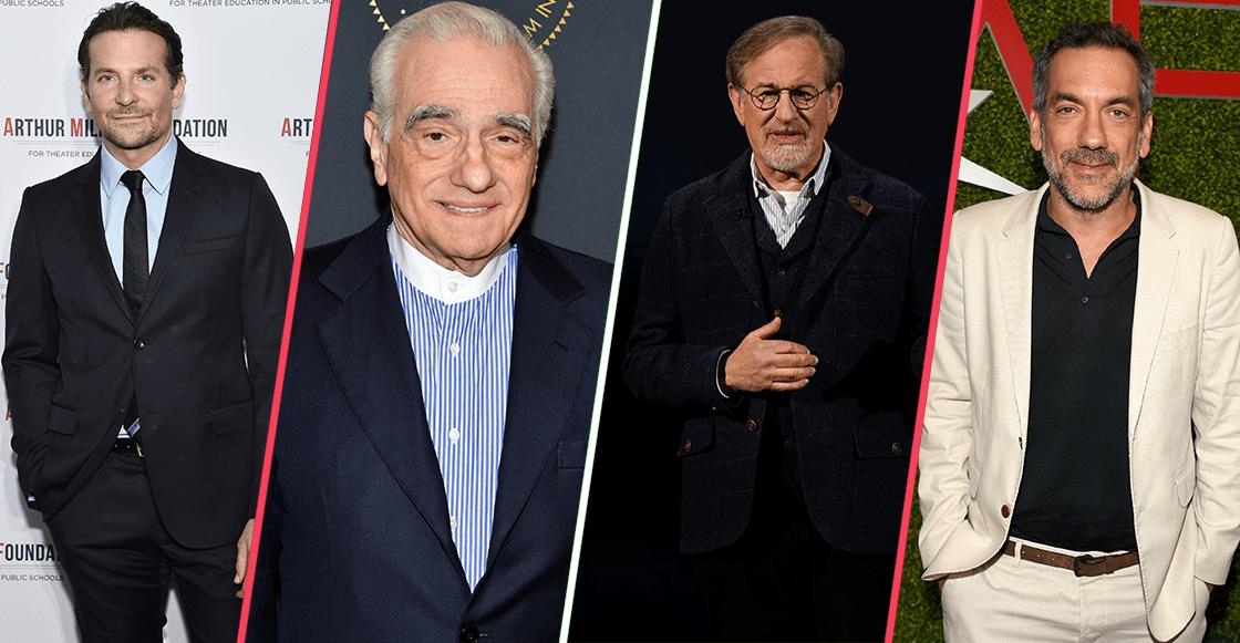 Combo de lujo: Bradley Cooper, Scorsese, Spielberg y Todd Phillips trabajarán en una cinta para Netflix