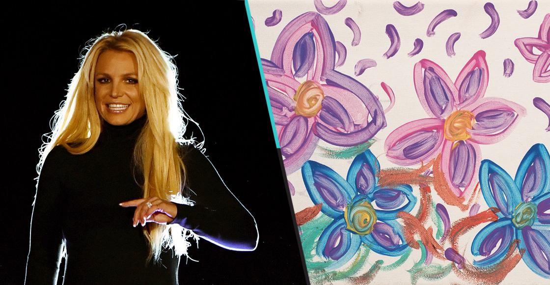 ¡Fraude! Britney Spears niega que una galería presentará su primera exposición de arte