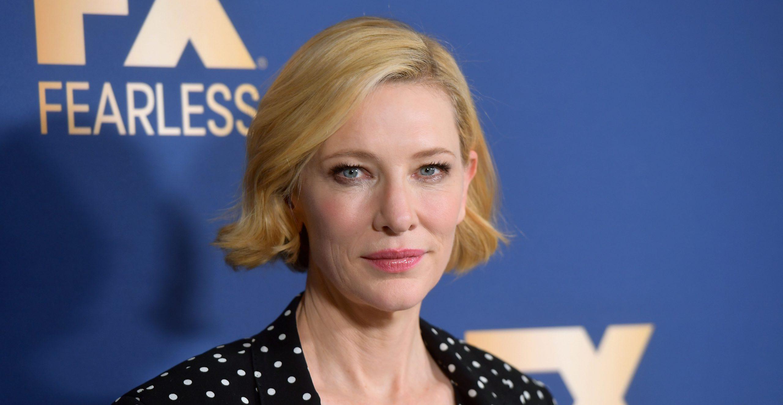 Cate Blanchett será presiente del jurado en el Festival de Cine de Venecia 2020