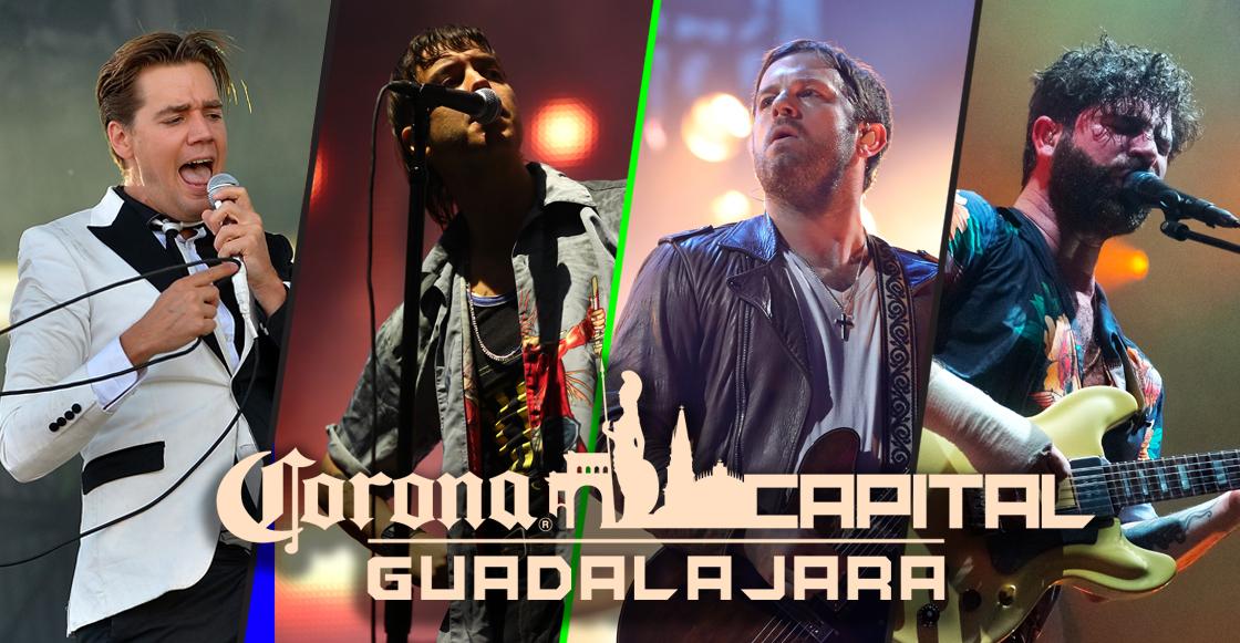 Corona Capital 2020: fechas del festival para Guadalajara