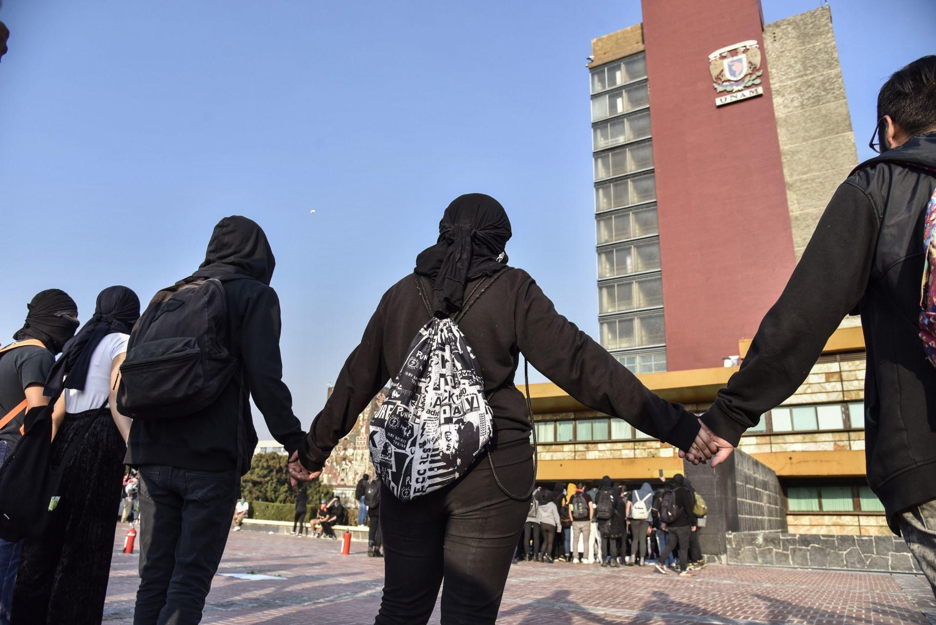 UNAM reconoce negligencia en la muerte de un estudiante del CCH Azcapotzalco