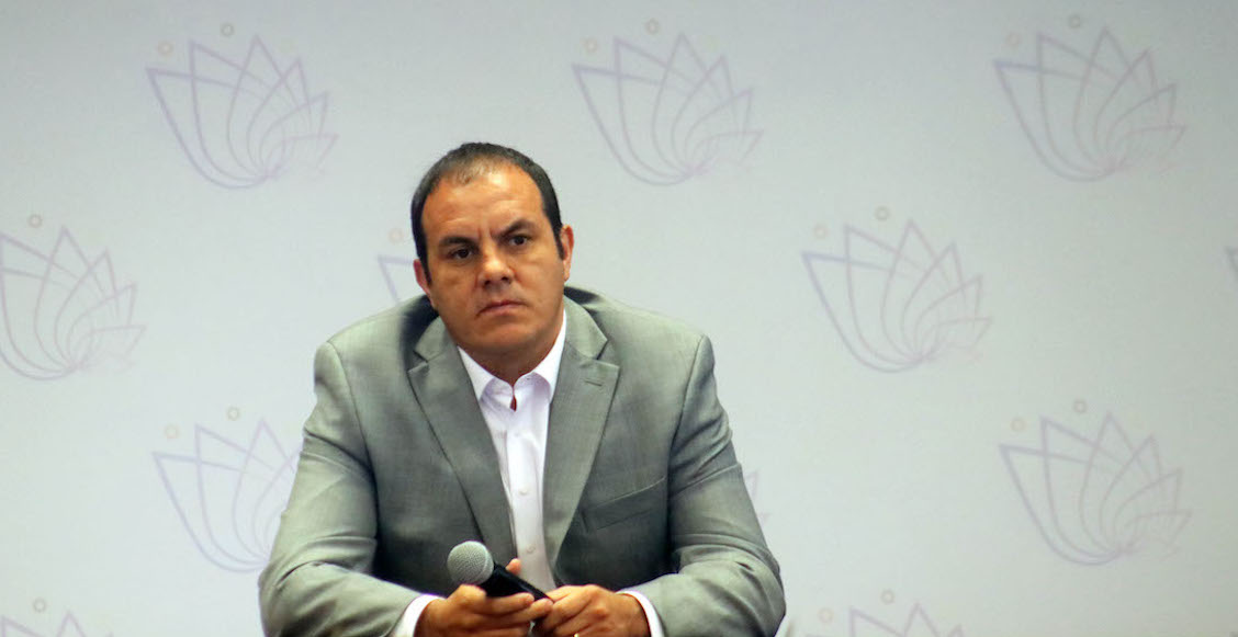 Cuauhtémoc Blanco manda a instalar hospital móvil en Cuernavaca... nomás para grabar un spot