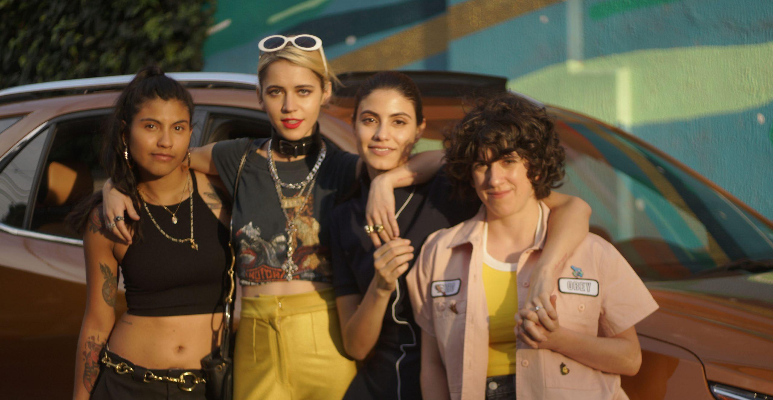 'Desenfrenadas', la neuva serie de Netflix hecha por mujeres