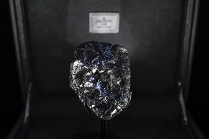 Este es el segundo diamante más grande del mundo