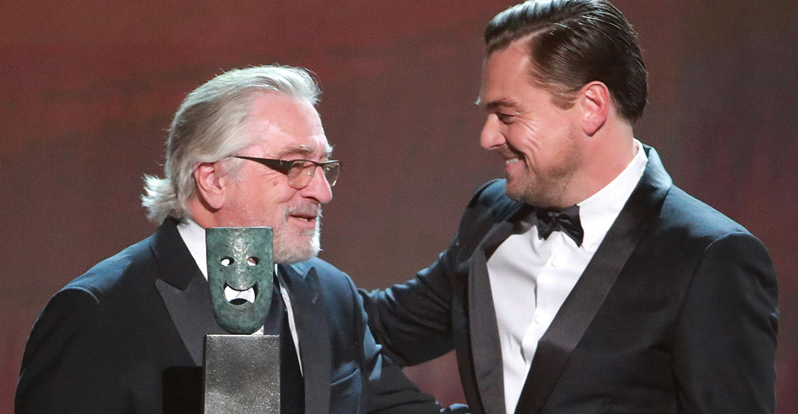 Leonardo DiCaprio y Robert De Niro protagonizarán la próxima película de Scorsese